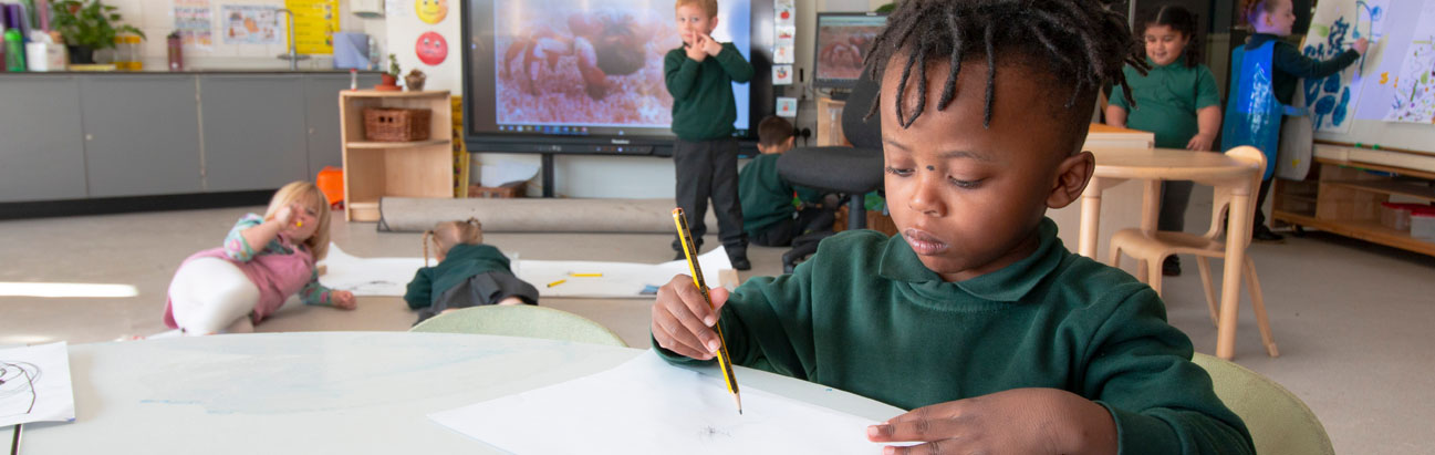 Woodlands Primary and Nursery School