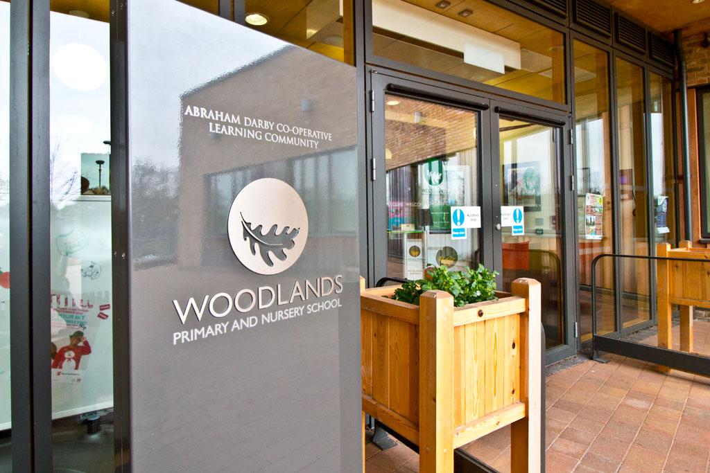 Woodlands Entrance