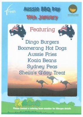 Aussie BBQ Day