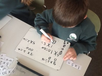 multiplication by grouping